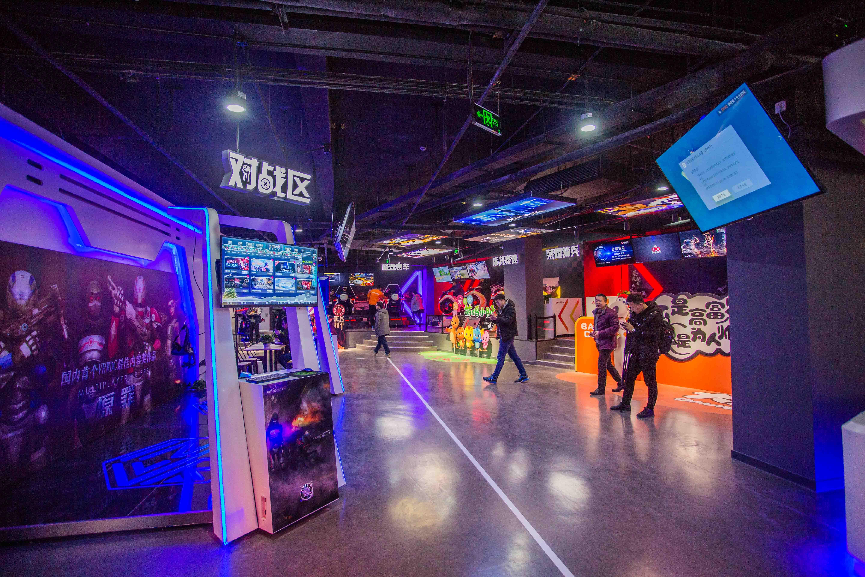 青岛·奥亦未来虚拟现实体验中心