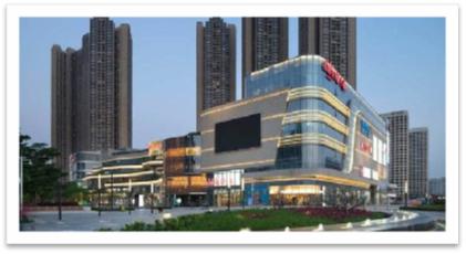 项目地址:佛山中海环宇城 项目面积:200平方米 项目状态:巡展结束