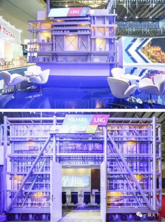 E·项目 | LNG2019 EXPO-ONE与你相约魔都