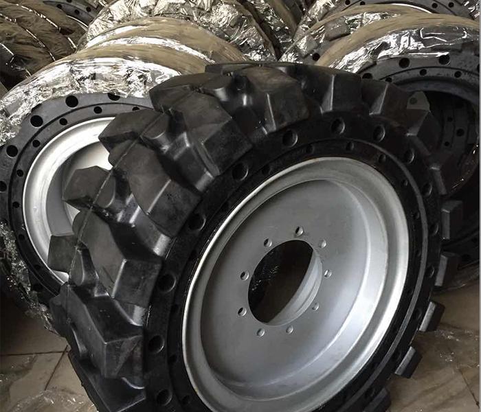 高空作业车轮胎(实心)