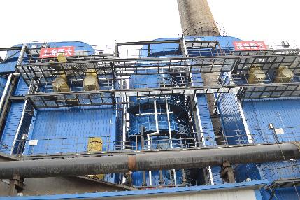 世行贷款凌源城市集中供热工程项目热源厂环境治理工程完成