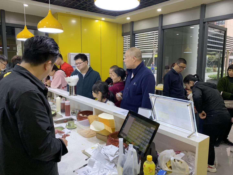 【煎饼来了】广东佛山旗舰店盛大开业!