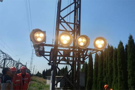 鐵路行業照明解決方案