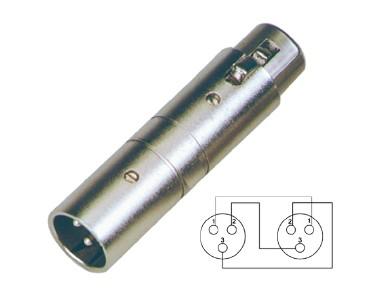 CA301  XLR(F)/XLR(M)