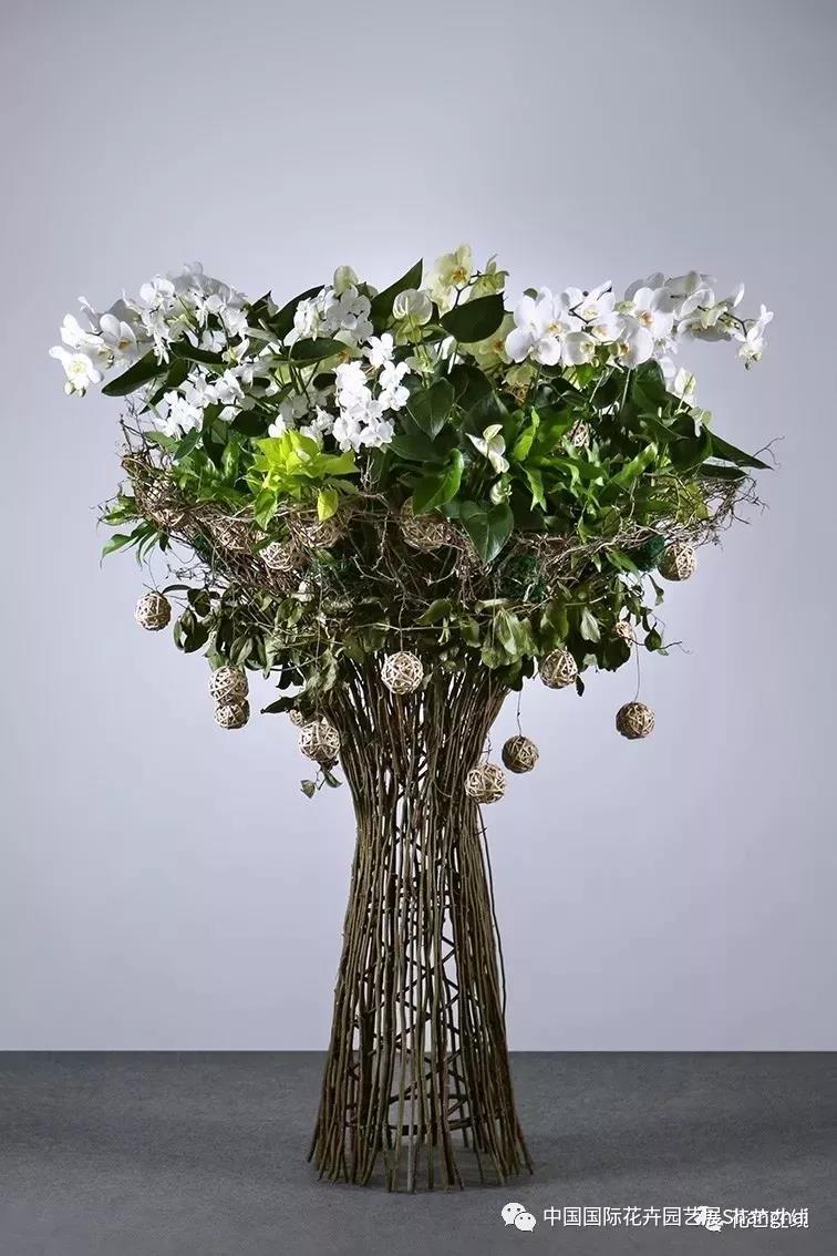 一场花艺的饕餮盛宴,第21届中国国际花卉园艺展览会花艺表演亮点抢先看
