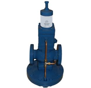 进口铸钢蒸汽减压阀