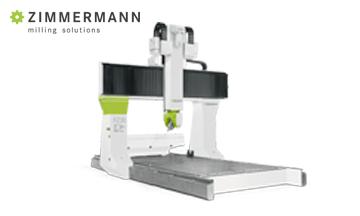 兹默曼Zimmermann经济型龙门铣床