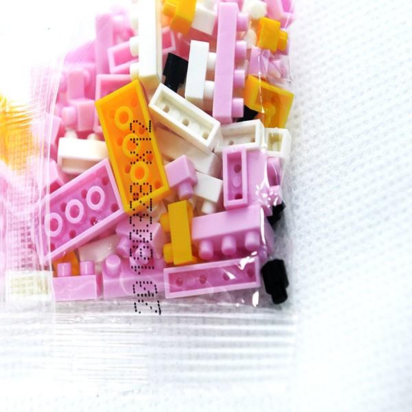 樂高積木包裝噴印效果展示