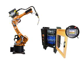 RX600六轴机器人控制系统