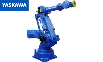 YASKAWA高生产效率多功能工业用机器人