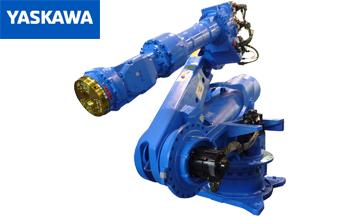 YASKAWA点焊6轴机器人