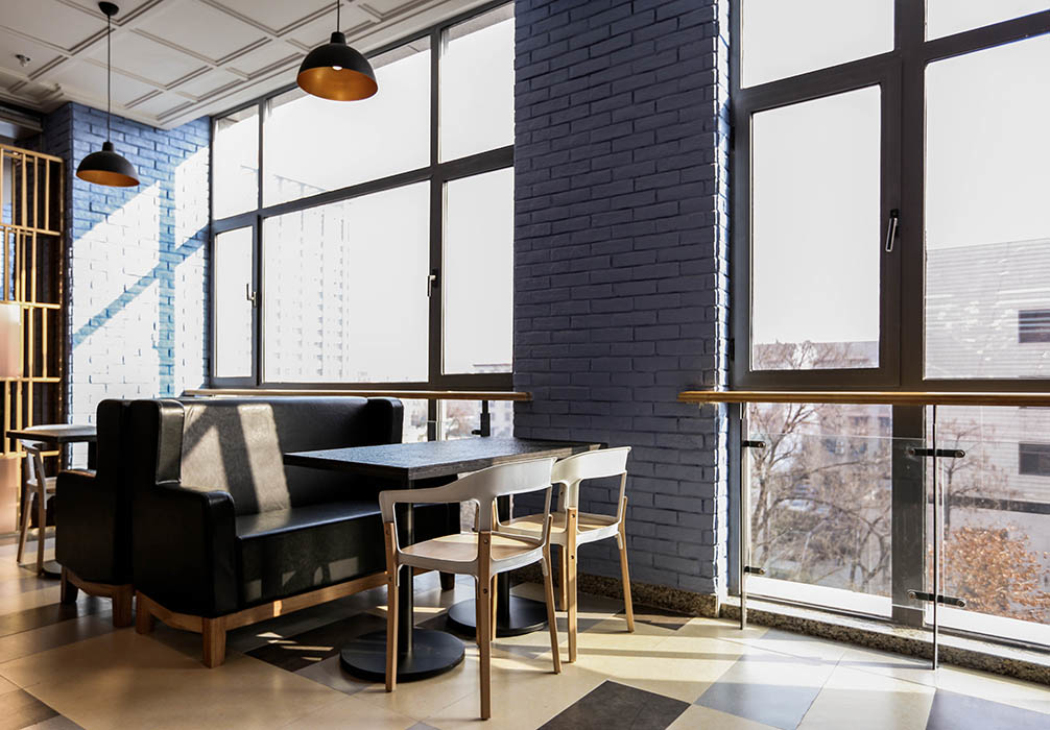 西安·中铁一局员工餐厅