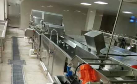 企业食堂中央厨房又一力作——济川药业