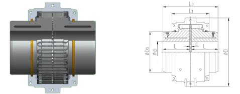 G 液压快速拆装联轴器