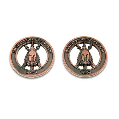 纪念币定做纯银纪念章制作国家旅游景区三河古镇个性定制奖章徽章-M01
