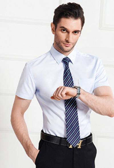 男士短衬衫(款三)