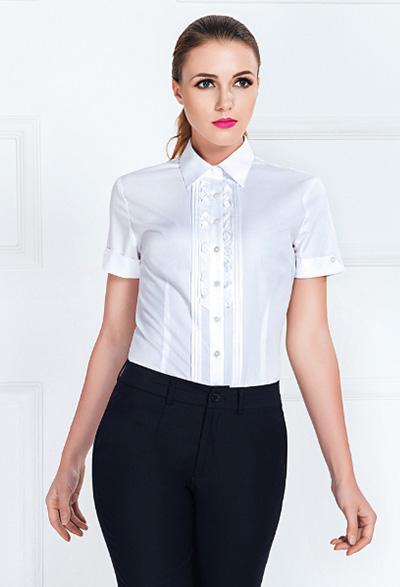 女士短衬衫(款一)