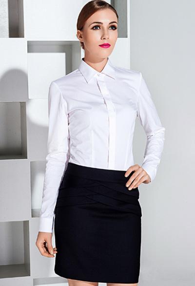 女士长衬衫(款一)