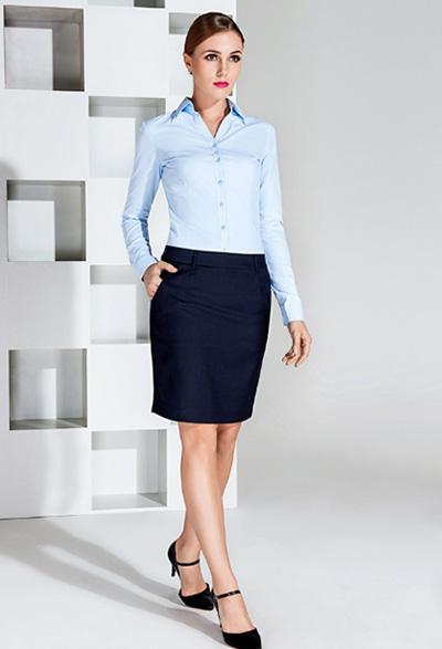 女士长衬衫(款二)