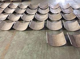 高鉻耐磨復合鋼板