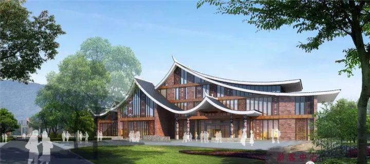 以旅游思维创新建筑设计