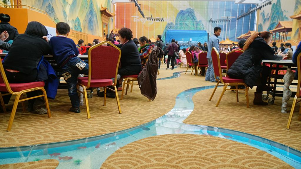 2014APEC水立方晚宴