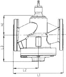 进口动态平衡电动二通阀