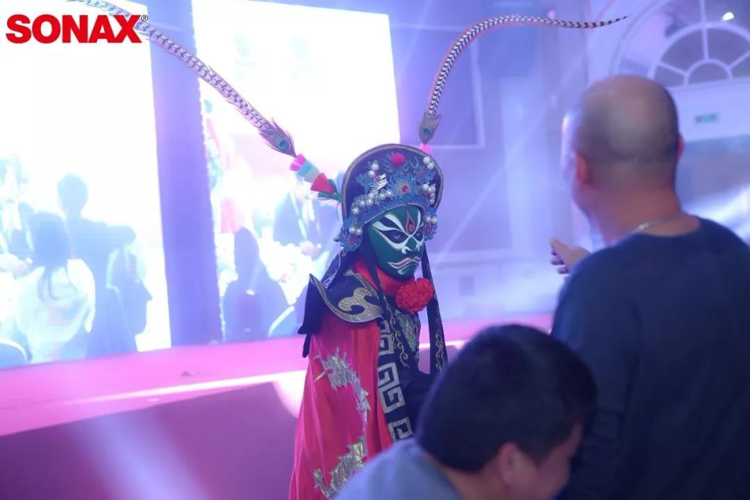 SONAX'五'林大会:有激情,梦想才有了动力!