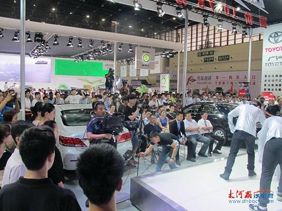 2015(第四届)中原国际汽车展览会全面启动