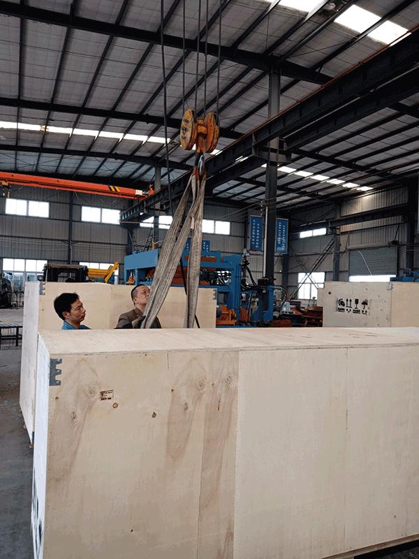 中材建科与中航国际达成砖机项目合作