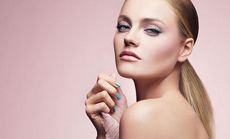 不会化妆的女生看这边,美妆培训教你这样做,素颜也美到发光