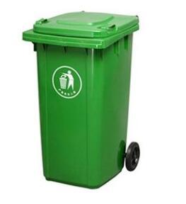 【双色球吧】100升塑料垃圾桶