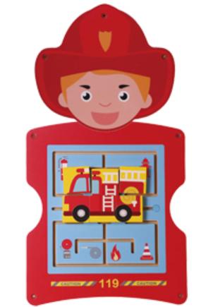 梦想家系列-消防员