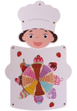 梦想家系列-甜品师