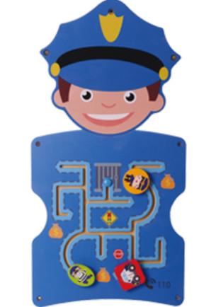梦想家系列-警察