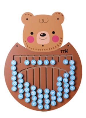 动物总动员-嘻哈小棕熊