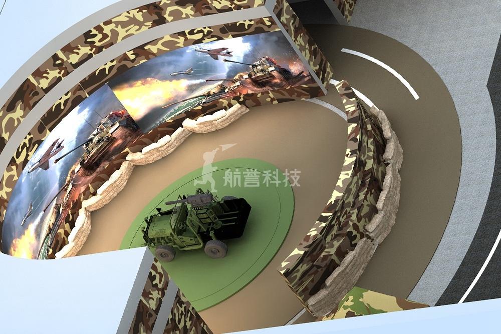 荆门国防教育馆