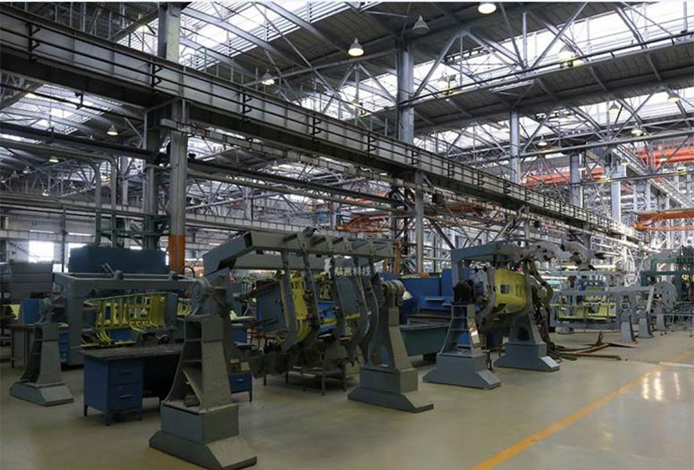 飞机模型工厂