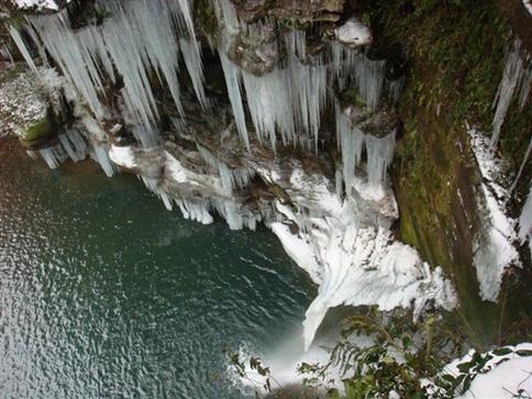 雅安碧峰峽