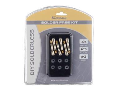 Solder free kit
