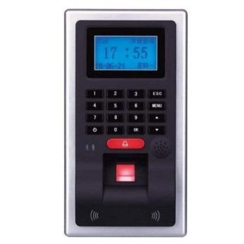 指纹考勤门禁机的指纹识别技术的特点