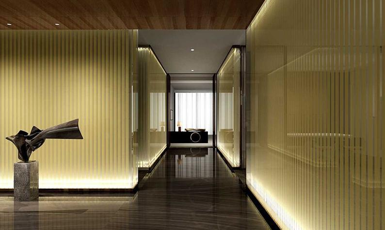 细致工作与精致环境-办公空间