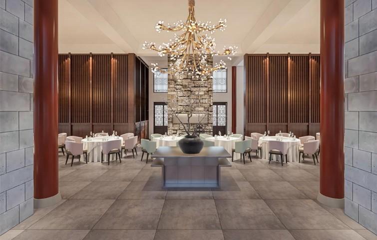 品味设计的香醇-餐厅设计