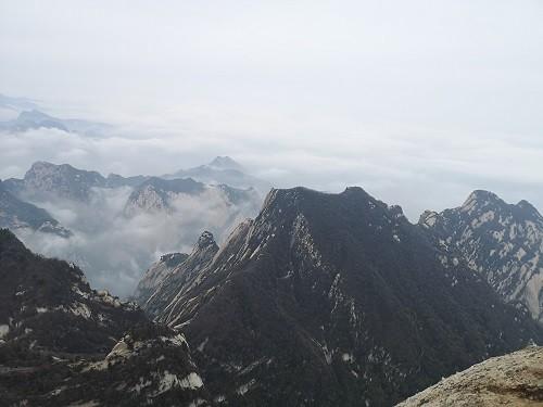 奇险天下第一山——华山