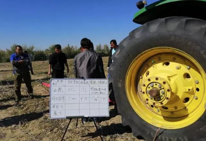 前进在希望的田野上——2018昆山方圆轮胎农业子午线轮胎田间演示会圆满举办