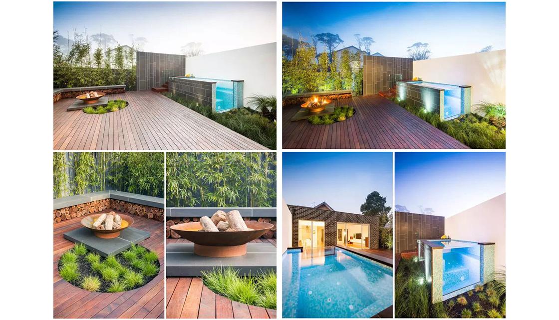 现代庭院景观设计方案