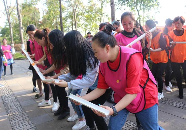 北京神州新桥科技有限公司拓展训练