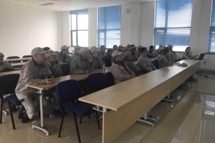 四川众兴汽车零部件有限公司组织召开安全工作专题会议