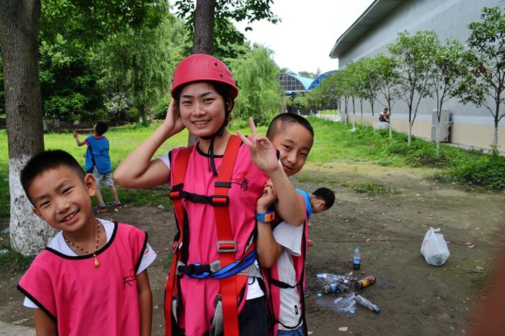百分百教育周末素质体验营——黄埔军校