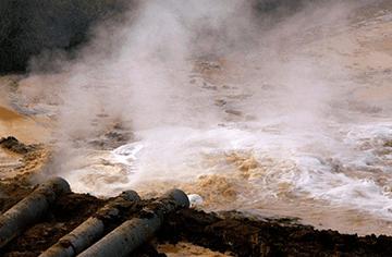 河流水污染应急